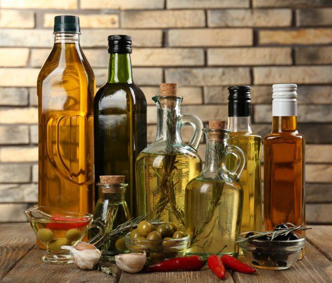 Как подсолнечное масло сохранить