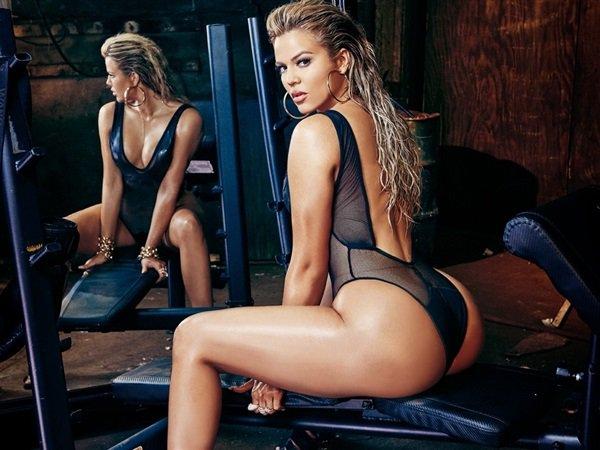 Khloe kardashian naked fakes