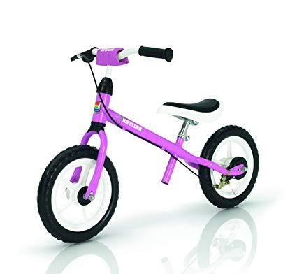 Kettler balance bike pink
