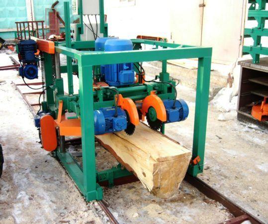 Оборудование для производства паллетов