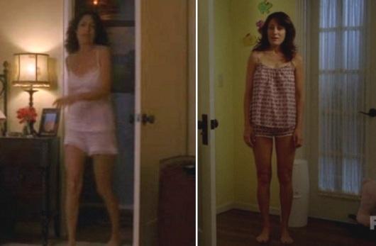 Lisa edelstein underwear