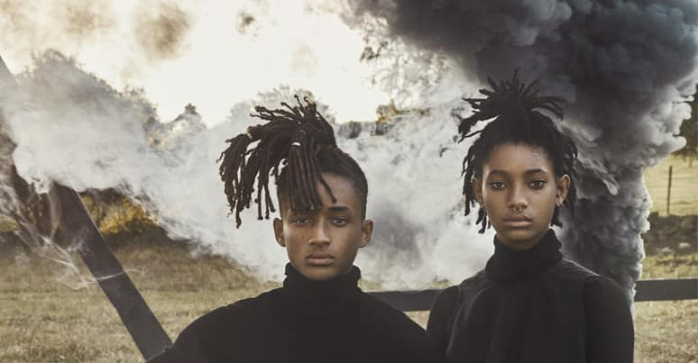 Will willow and jaden smith