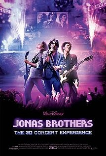 Concert experience jonas brothers