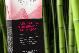 Fembody nutrition hair nails & skin beauty activator reviews