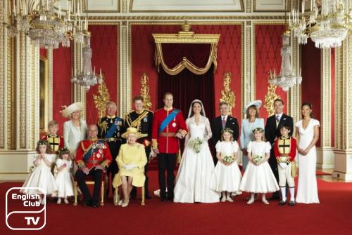 История королевской семьи великобритании