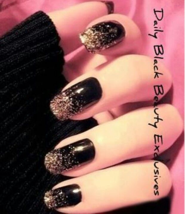 Lisa raye black nails