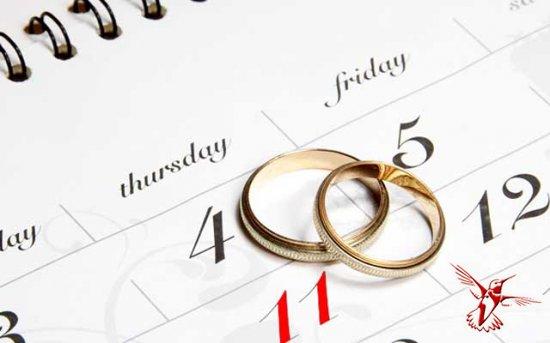 Лунный календарь свадеб и лучшие даты для свадьбы в 2017 году