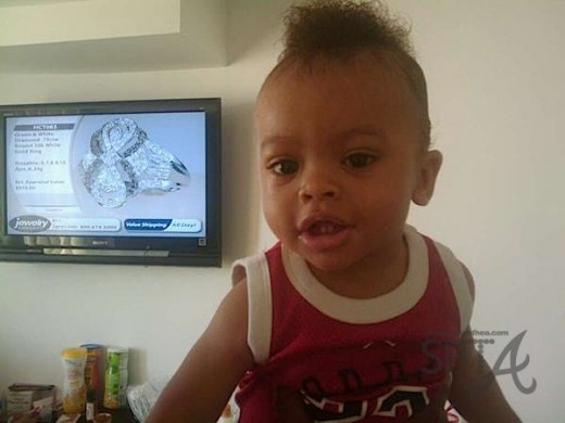 Keyshia cole pictures of baby