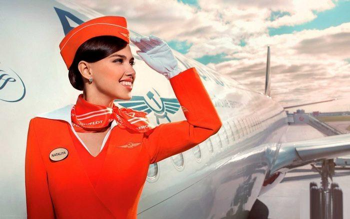 График стюардессы аэрофлота
