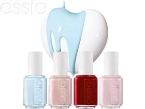 Essie fake nails