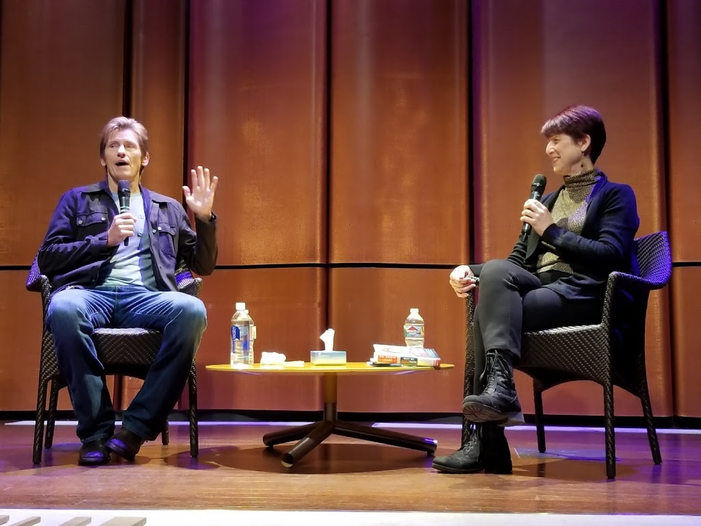 Denis leary book tour