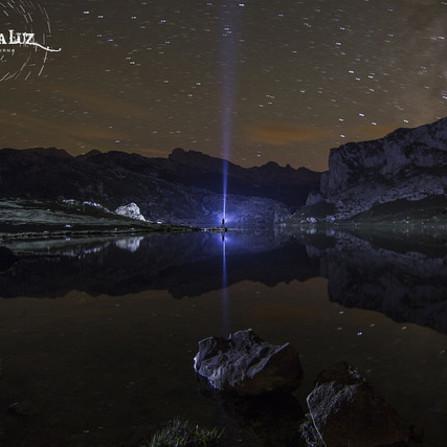 Susurrando a los dioses (lagos de covadonga)