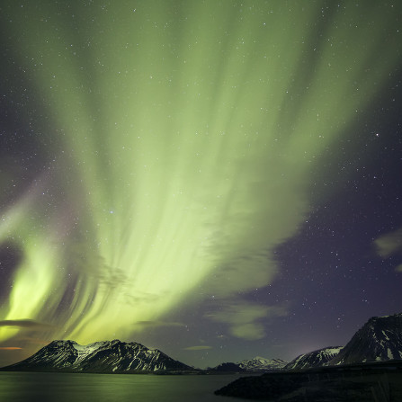Grundarfjordur Lights
