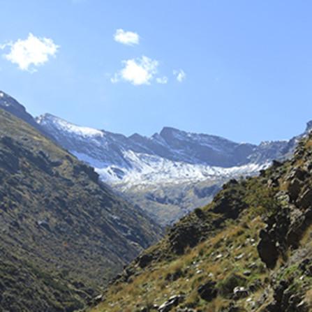 Río Guarnon - Sierra Nevada - Granada
