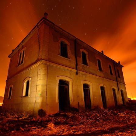 Apeadero de las Cañadas del Romero