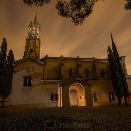 Santuario de la Salut en Sabadell