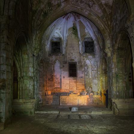 Iglesia - Monasterio Santa Maria de Rioseco