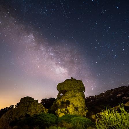 Vía Láctea por Montera