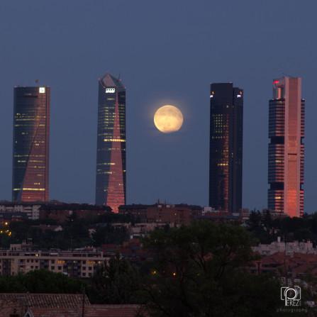 Las Cuatro Torres