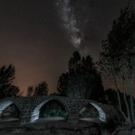 Puente romano de Sasamon