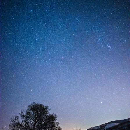 Mi primera fotografía nocturna