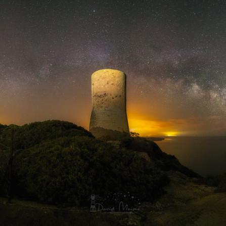 Torre defensa Cap Blanc