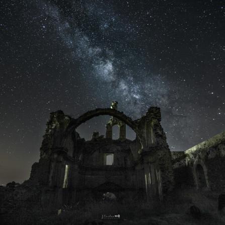 Via Lactea en ruinas