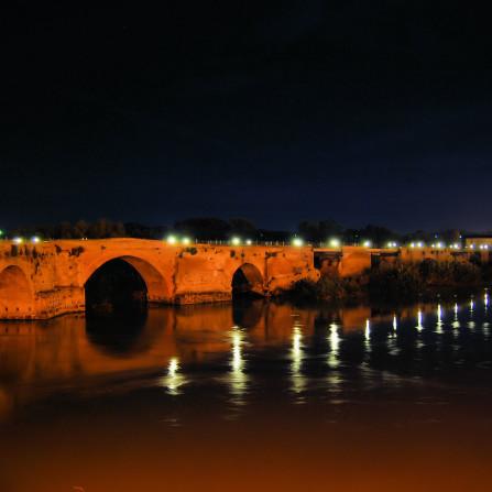 Puente Romano de Talavera de la Reina.