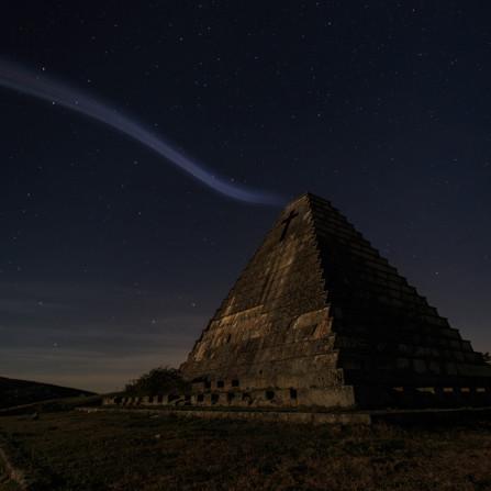 Piramide de los italianos