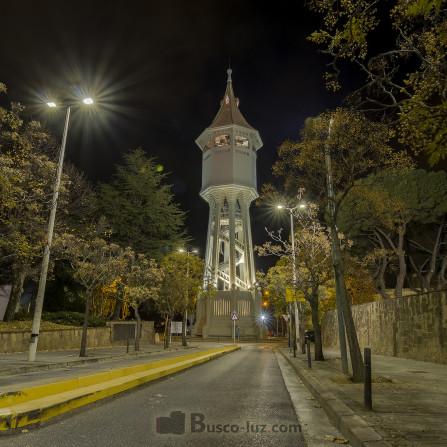 Torre del Agua de Sabadell