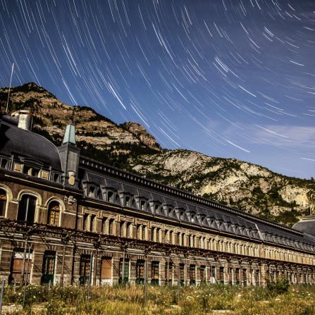 Estacion internacional de Canfranc