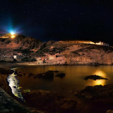 Cala del Desnarigado, Ceuta
