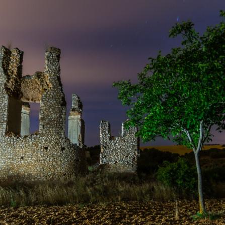 Ruinas de la Salceda