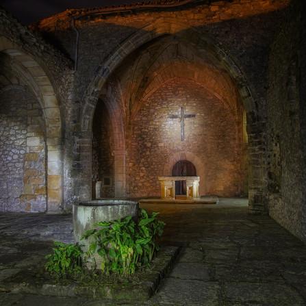 Iglesia San Felices de Mies - Cobreces