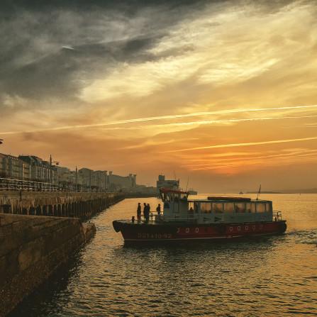 Santander embarcadero