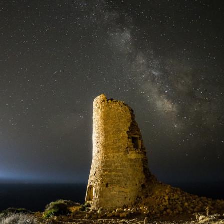 Torre defensa abandonada Cala Figuera