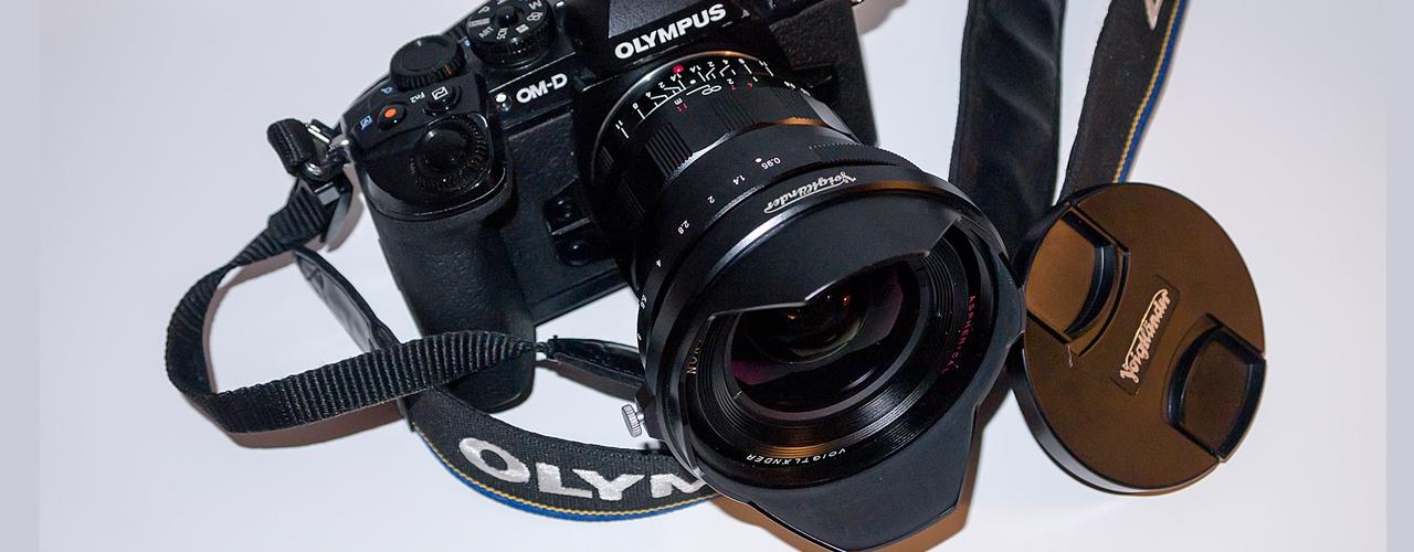 Análisis Objetivo Voigtlander 10,5mm f0.95