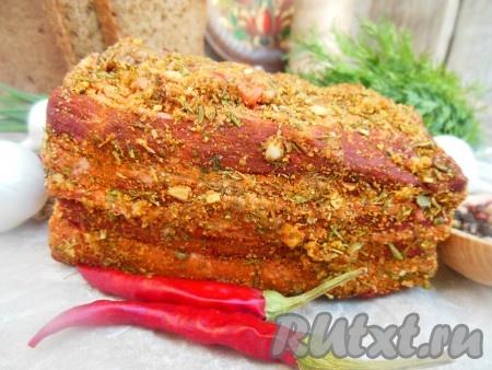 Сало вареное в луковой шелухе рецепты с фото пошагово вареное
