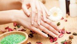 После снятия шеллака шершавые ногти