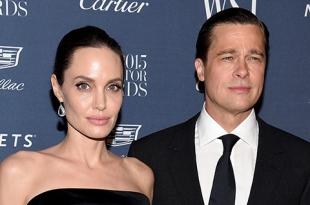 Брэд Питт дал Анджелине Джоли кредит, но сделал вид, что это алименты