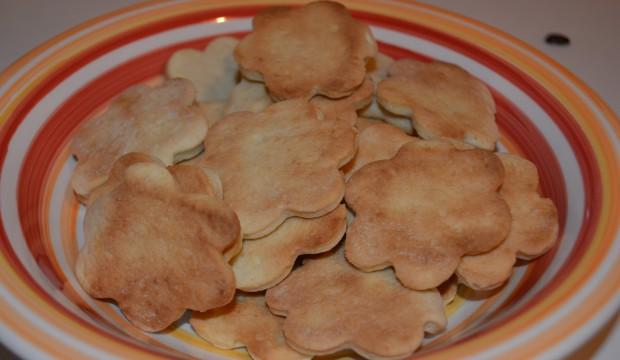 Песочное тесто с майонезом для печенья