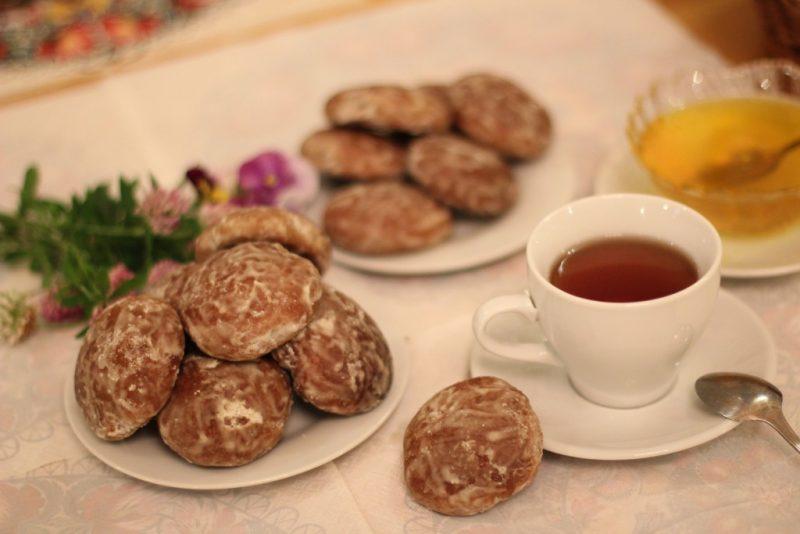 Рецепты пряников медовых