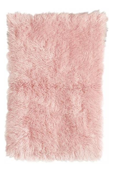 Pink girly rugs