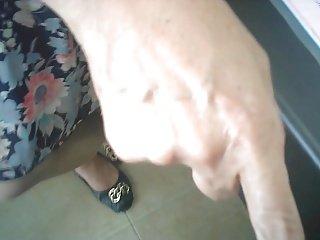 Азиатские женщины проверки врач (скрытая камера)