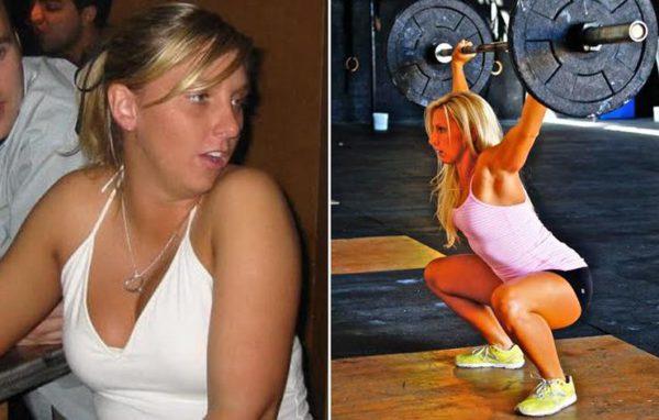 Фото и история похудения