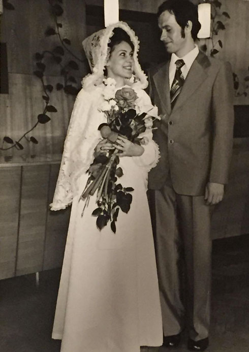 свадьба Татьяны