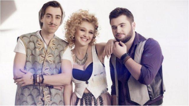 Победители конкурса - трио Doredos (Молдова) - фото 338575