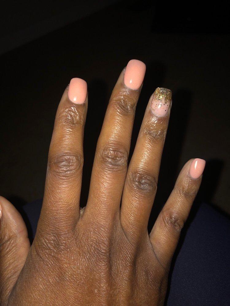 Precious nails hopkins