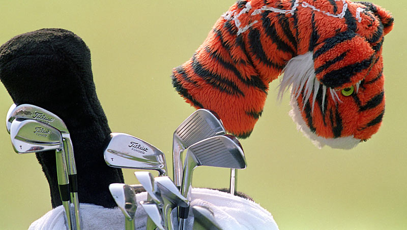 Golf courses in tiger woods 13