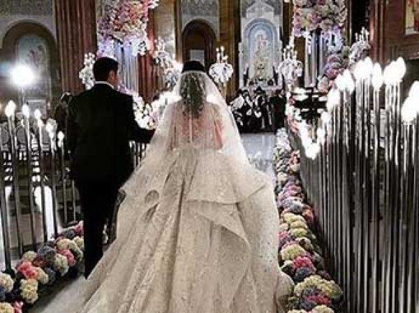 Пугачева в мини-юбке, Эрос Рамазотти и президент Армении: в Москве прошла свадьба сына олигарха Карапетяна (ФОТО, ВИДЕО)